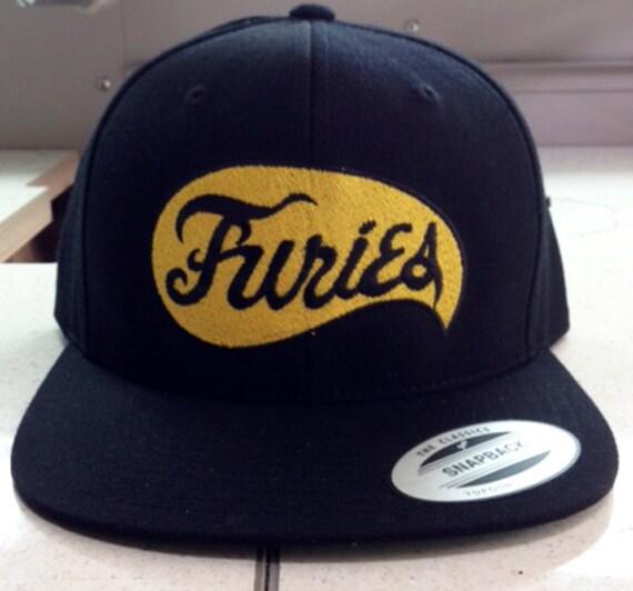 the furies baseball cap the warriors cult classic
