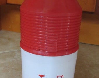 Cool Vintage Schwinn Bicycle Water Bottle Thermos