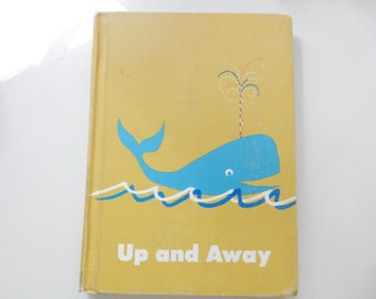 Up and Away 1966 Houghton Mifflin Reading Book
