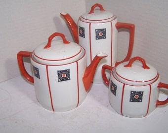 Vintage Tea Set Bavaria