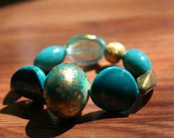 Water or Stone Bracelet