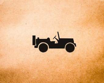 Jeep Stamp Etsy