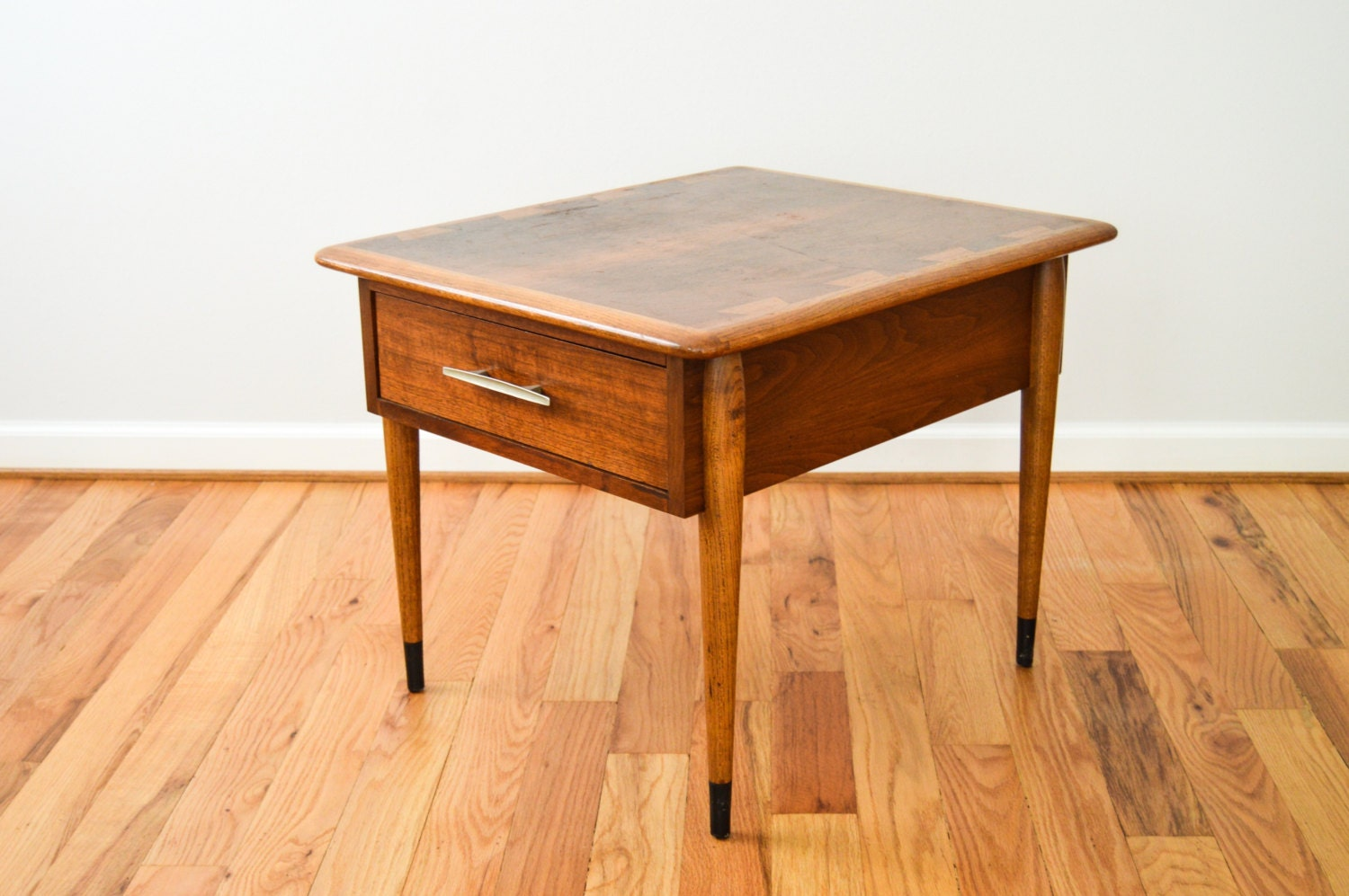 Mid century end table modern side table lane table classic Modern side table