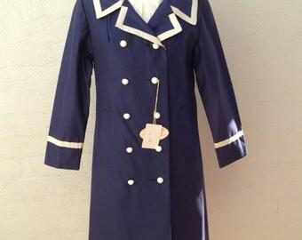 Fabulous 1960s lightweight coat/NWT/small