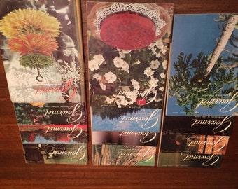 Gourmet magazines 1971-1975