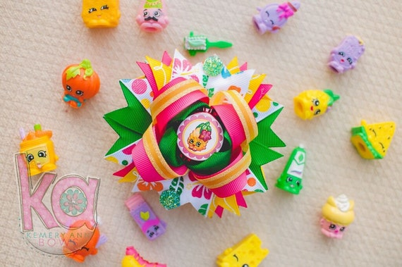 Pineapple Crush Shopkins