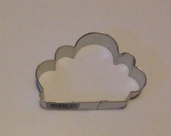 """4"""" Cloud Cookie Cutter"""