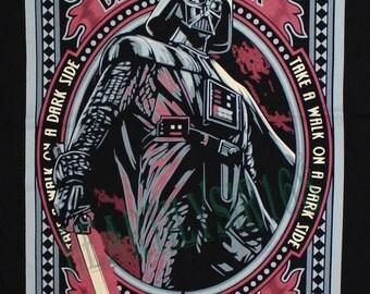 Star wars take a walk on a dark side darth vader  12 Black Timber Black T-shirt  Sz. S,M,L,XL,XXL