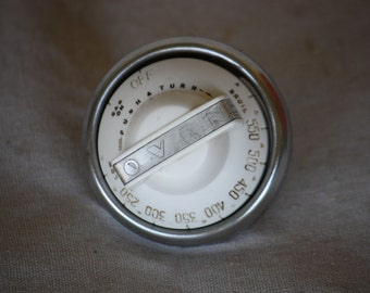 Vintage Wedgewood Gas Oven Control Knob