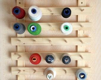 présentoir mural pour 35 cônes