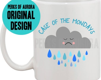Office Space- Case of the Mondays coffee mug