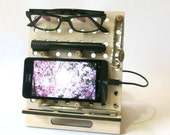 Mens gift, phone dock, iphone stand