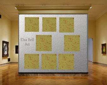 wood block art | etsy