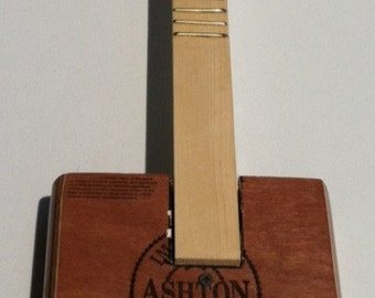 Acoustic Electric Cigar box guitar kit(20% off only for the christmas season)