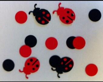 Lady Bug Confetti