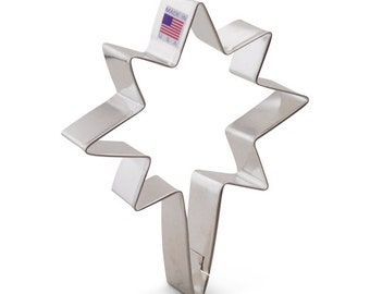 5.5'' Star of Bethlehem Cookie Cutter