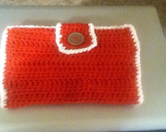Diaper & wipe carry case