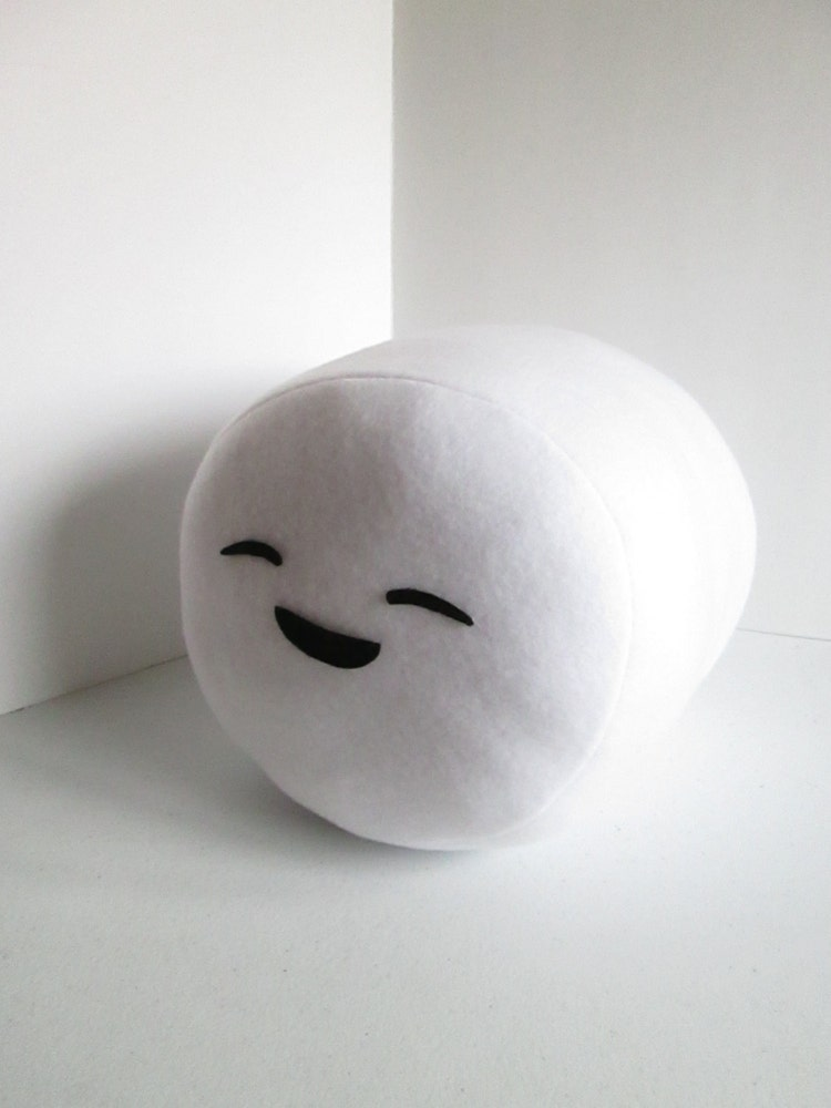 Cloudy Marshmallow Plush Inspired by Cloudy With by ...