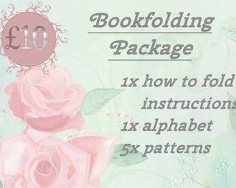 Book fold starter package 1