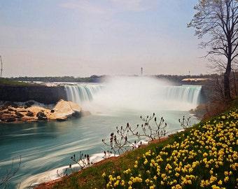 Niagara Falls in the Springtime