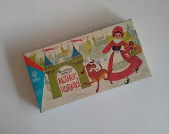 Vintage Childrens Board Game,  Mother Hubbard.