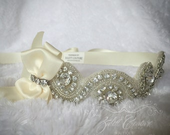 Zulett Couture Crystal Headband
