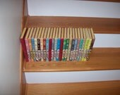 HAPPY HOLLISTERS Jerry West Mystery Mysteries The Happy Hollisters Lot of 25 Children's Books Vintage Set