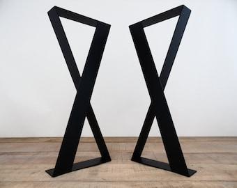 28 Table Legs X Frame Table Legsstainless Steel Base