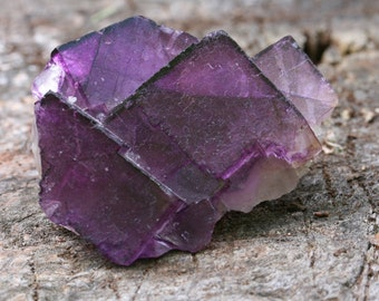 Purple Fluorite Mexico