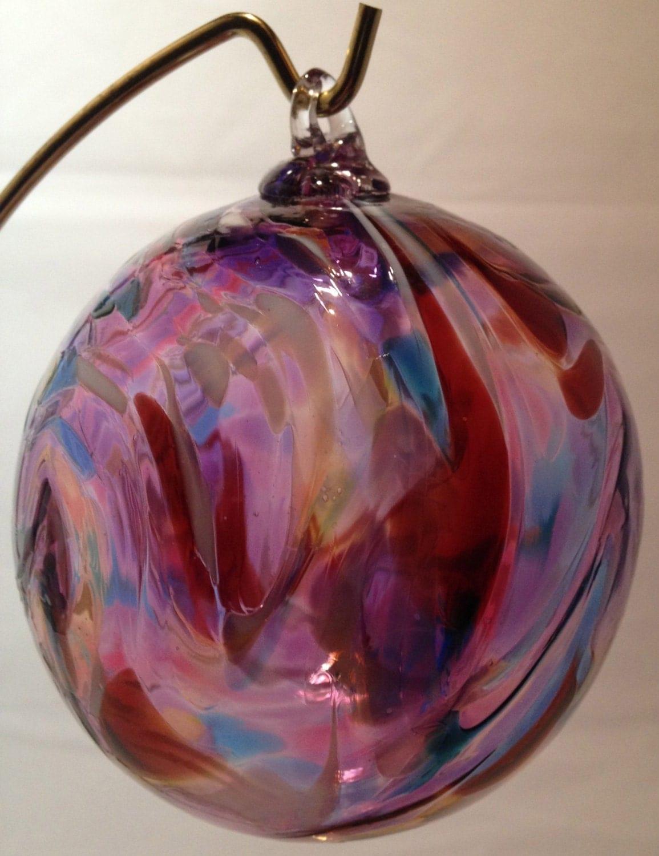 Hand Blown Glass Ornament  |Blown Glass