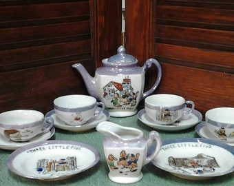 Disney Children's Tea Set