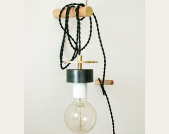 Hanging Wall Lamps boho lighting | etsy