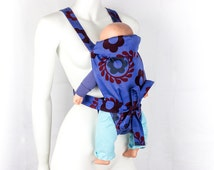 SEWING PATTERN, Baby Carrier, Mei Tai Style Baby Carrier Pattern, Asian Baby Carrier Pattern, Baby Front Carrier, Baby Back Carrier