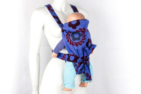 Sewing Pattern Baby Carrier Mei Tai Style Baby Carrier