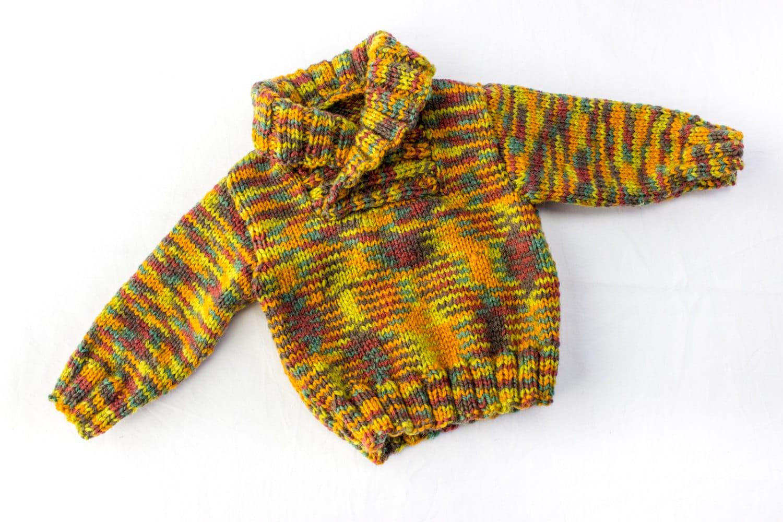Knitting pattern shawl collar sweater 6 sizes baby zoom bankloansurffo Choice Image