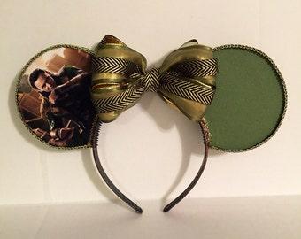 Loki Inspired Mouse Ears