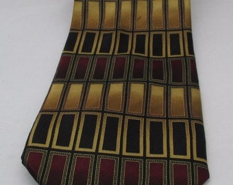 Bergamo New York Silk Tie