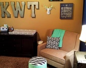 Pouf You Pick Fabric- Foam Bead Stuffed- Invisible Zipper Included- Housewares Floor Pouf-