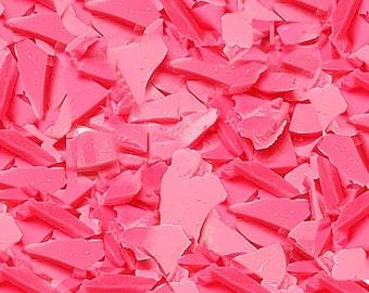 Kerr Nyc Pink Flake Injection Wax Pkg Of 1 Lb Jewelry Lost Wax Casting WA 365-206