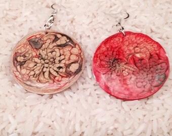 Fantasy earrings