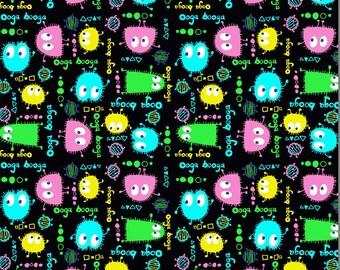 M.O.M. Designs, Llc - Ooga Booga Minky Glo