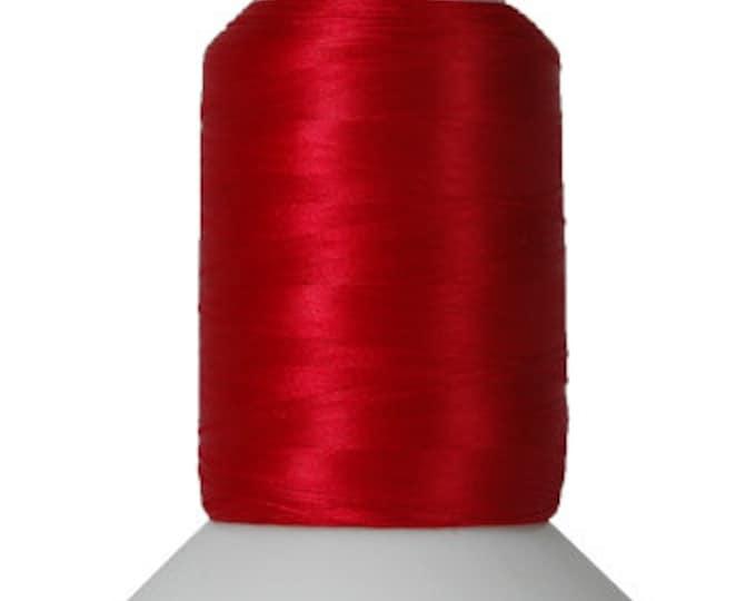 Thread Art - Wooly Nylon Thread - 1000m Spools - Bay Berry  - SKU:THWL9214