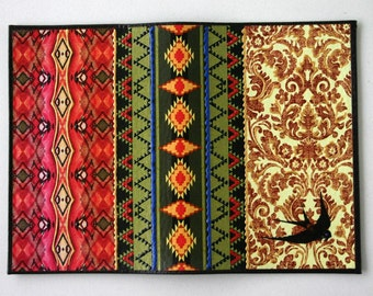 Swallow- Gypsy Pasport-Passport Cover- Leather Passport Wallet