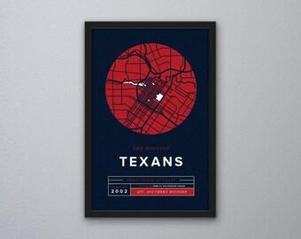 Houston Texans Print