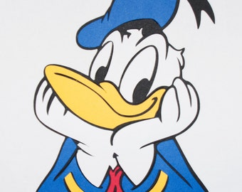 Donald Duck Close-Up Die Cut - Mickey and Friends