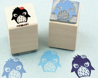Stamp with Penguin Naila