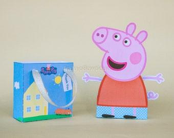 Pinky PIG Gift Box Set