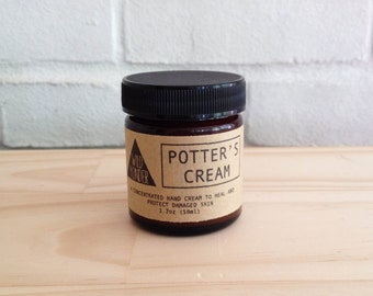 Potter's Cream - Intensive Hand Repair - 1.7oz