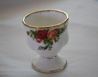 Old Country Rose Egg Cup
