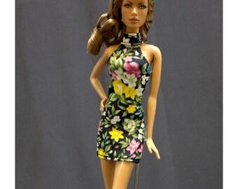 Dolls dress for Fashion royalty,,Silkstone,All barbie doll- No.885